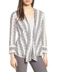 NIC+ZOE - Covered Up 4-way Convertible Cardigan (regular & Petite) - Lyst