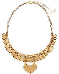 Treasure & Bond - Frontal Necklace - Lyst