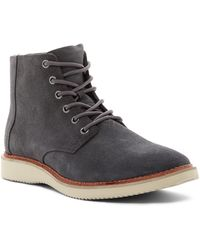TOMS - Porter Lace-up Boot - Lyst