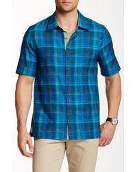 Nat Nast - Mondrian Short Sleeve Regular Fit Shirt - Lyst