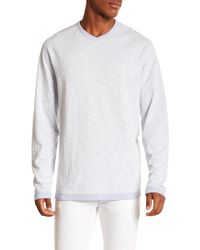 Tommy Bahama - Seaglass Reversible V-neck Pullover - Lyst
