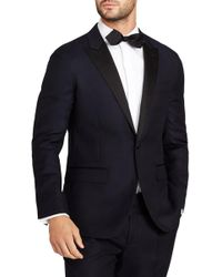 Bonobos - Trim Fit Wool Dinner Jacket - Lyst