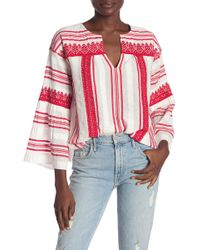 Joie - Selbea Top In Red - Lyst