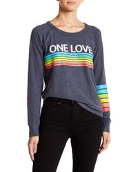 Chaser - One Love Pullover - Lyst
