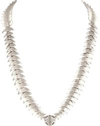 House of Harlow 1960 - Dorado Link Necklace - Lyst