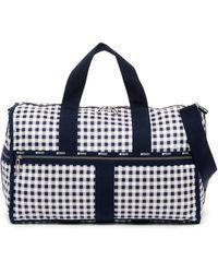 LeSportsac   Nylon Cr Large Weekend Bag   Lyst