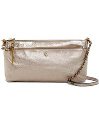 Elliott Lucca - Lucca Convertible Leather Crossbody Bag - Lyst