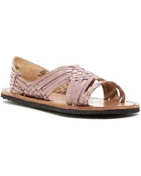 Bed Stu - Avery Hurrache Sandal - Lyst
