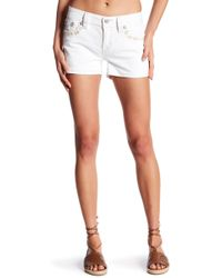 Miss Me - Mid Rise Easy Short - Lyst