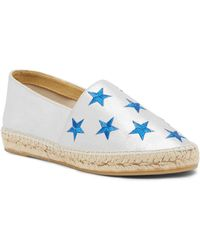 South Parade - Leather Star Espadrilles - Lyst