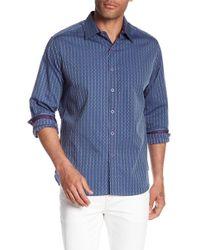 Robert Graham - Brookwood Print Woven Classic Fit Shirt - Lyst
