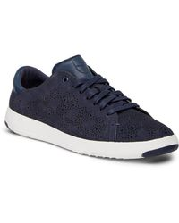 Cole Haan - Grandpro Perforated Sneaker - Lyst