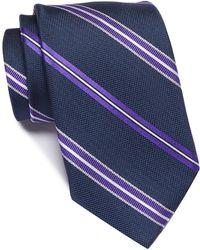 Nautica - Miltmore Stripe Tie - Lyst