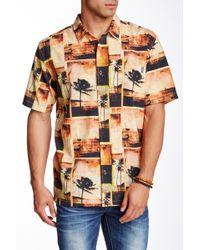 Jack O'neill - Postcard Short Sleeve Regular Fit Shirt - Lyst