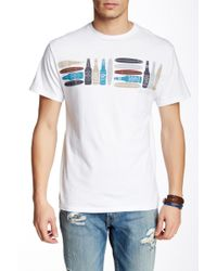 Jack O'neill - Longboards Graphic Tee - Lyst