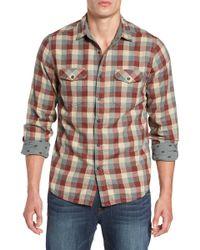 Jeremiah - Reversible Regular Fit Sport Shirt - Lyst