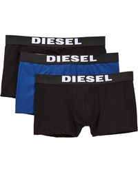 DIESEL - Rocco Boxer Trunks - Pack Of 3 - Lyst