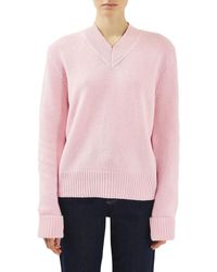 TOPSHOP - Lambswool Blend Jumper By Boutique - Lyst