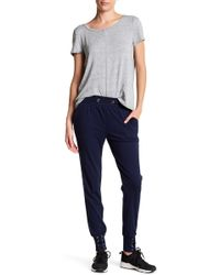 X By Gottex | Rib Knit Sweatpant | Lyst