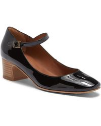 H by Hudson - Jenna Mary-jane Leather Pump - Lyst