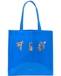 Ted Baker - Harmony Large Icon Tote Bag - Lyst