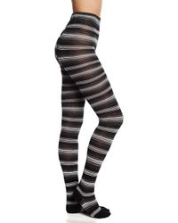 Smartwool - Arabica Striped Tights - Lyst