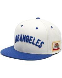 American Needle - United Los Angeles Dodgers Baseball Cap - Lyst