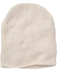 Skull Cashmere - Slouchy Cashmere Beanie - Lyst
