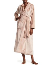 Natori - Plush Robe - Lyst