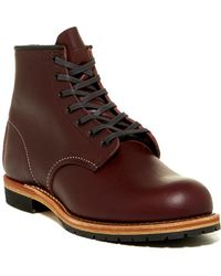 Red Wing - Beckman Leather Boot - Factory Second - Wide Width Available - Lyst