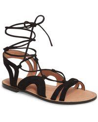 Halogen - (r) Lilian Gladiator Sandal (women) - Lyst