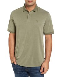 Tommy Bahama - 'little Zig Zag' Short Sleeve Polo - Lyst
