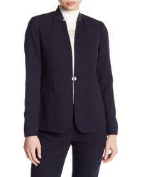 T Tahari - Nishi Print Jacket - Lyst