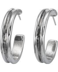 Uno De 50 - Radial Earrings - Lyst