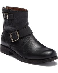 Frye - Tyler Engineer Leather Boot - Lyst