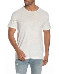 AllSaints - Laxley Short Sleeve Crew T-shirt - Lyst