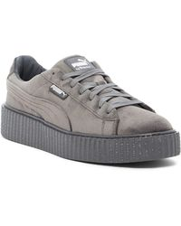 new arrival d14c4 e2577 PUMA Velvet Creepers for Men - Lyst