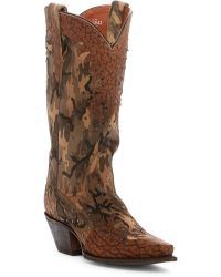 Dingo - Nvisible Camo Western Boot - Lyst