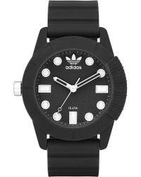 adidas Originals - Unisex 1969 Silicone Watch - Lyst