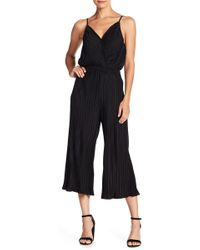 edee8277f230 Cupcakes And Cashmere - Austine Pleated Jumpsuit - Lyst