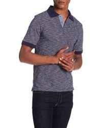 Weatherproof - Striped Polo - Lyst