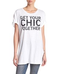 Kenneth Cole - Get Your Chic Together Tunic - Lyst