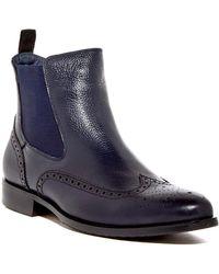 Zanzara - Hamel Leather Chelsea Boot - Lyst