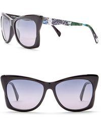 Emilio Pucci - 59mm Plastic Sunglasses - Lyst