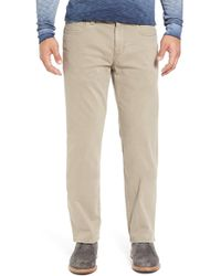 Tommy Bahama | 'santiago' Washed Twill Trousers | Lyst