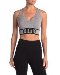 PUMA - Seamless Apex Light Sports Bra - Lyst