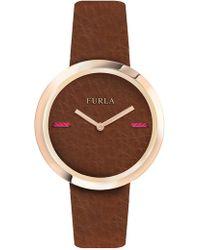 Furla - Women's My Piper Analog Quartz Watch, 34mm - Lyst