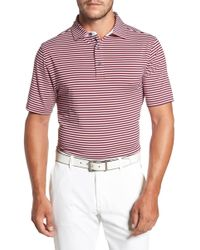 Bobby Jones - Xh20 Matzah Stripe Stretch Golf Polo - Lyst
