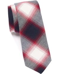 Original Penguin - Cochran Plaid Tie - Lyst