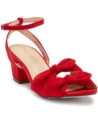 In Touch Footwear - Ankle Strap Sandal - Lyst